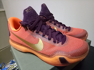 "Kobe X ""Silk"" Mount Warren Park Logan Area Preview"