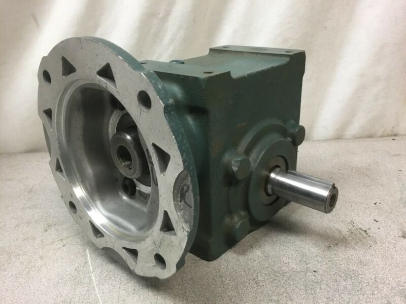 NEW NO BOX Dodge 17Q20R56 Right Angle Worm Gear Speed Reducer; 20:1, C-Face, 56C