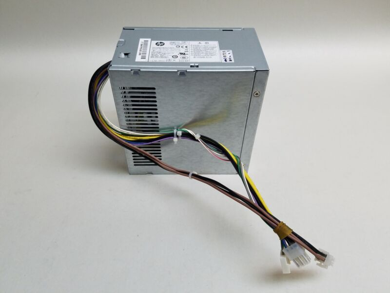 HP 611483-001 Elite 8200 / 8300 320W 6-Pin Desktop Power Supply