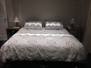 King Size Ergonomically designed Bed Base and Mattress from beds4backs Taylors Lakes Brimbank Area Preview