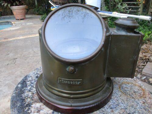 Antique Ships Brass Sestrel Compass