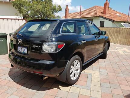 Mazda CX7 Luxury Sports Black Hilton Fremantle Area Preview