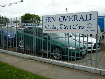 Ern Overall Used Cars
