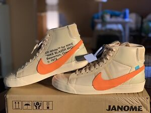 "Off-White Blazer ""All Hallow's Eve"" Size 13"