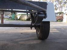 12ft rust free boat trailer, 12mths rego Mannering Park Wyong Area Preview