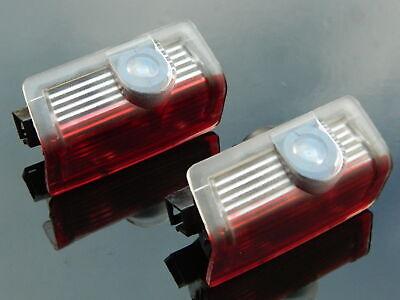 2x Türbeleuchtung Einstiegsbeleuchtung Türlicht für Mercedes A B C E ML GL