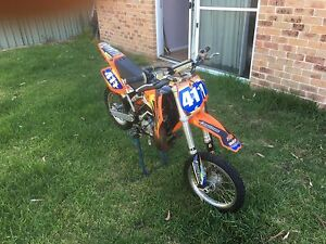 KTM 65 SX Helensburgh Wollongong Area Preview