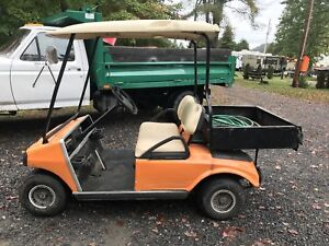 2 Club cart for sale