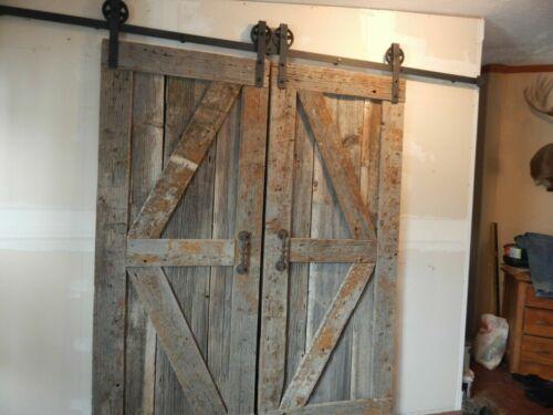 VINTAGE BARN WOOD DOORS