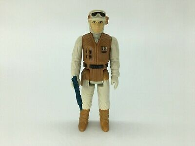 Vintage Star Wars HOTH REBEL SOLDIER , 1980S, RETRO, STARWARS, RARE, COMPLETE,