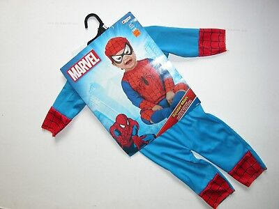 NWT NEW 18M Halloween Costume Spider-Man Infant/Toddler  - 18m Halloween Costumes
