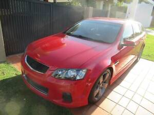 HOLDEN COMMODORE SPORTS WAGON 2012 SV6 - Z SERIES - REGISTERED