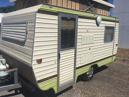Spaceline 13ft Poptop/Caravan (Excellent Condition) Brompton Charles Sturt Area Preview