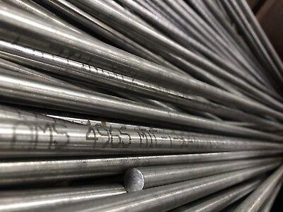 Titanium Round Bar 6al-4v .500x 34