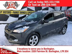 2016 Ford Escape SE, Automatic, Back Up Camera, Heated Seats,