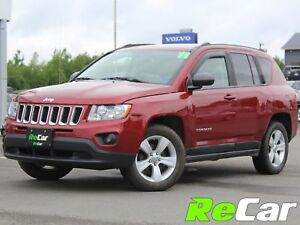 2011 Jeep Compass NORTH | 4X4 | HEATED SEATS | BLUETOOTH