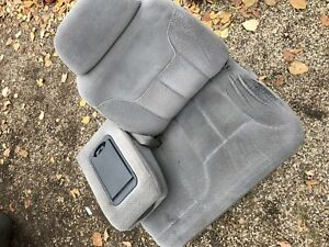'88-'98 Chevy bench seat conversion