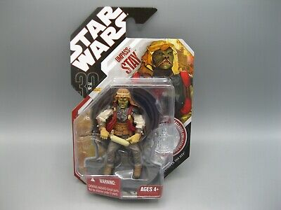 Umpass Stay 2007 STAR WARS 30th Anniversary Collection MOC #27