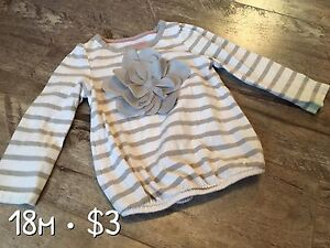 18m girl outfits