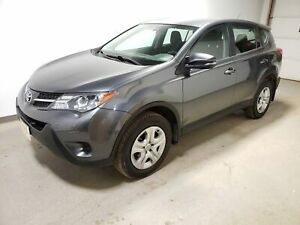 2015 Toyota RAV4 LE|Remote Start|Low Kms|Clean|AWD