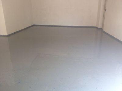 Bodenbeschichtung/Epoxidharz RAL 7035 1,25 Kg