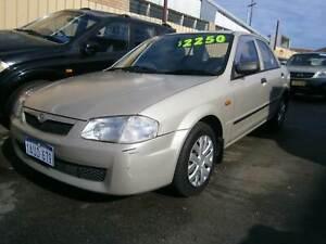 Mazda 323 Sedan***FREE 12 MONTHS WARRANTY*** Bayswater Bayswater Area Preview