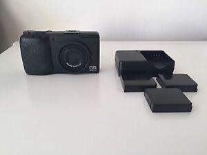Ricoh GR II Digital Camera - $350 OBO Sydney City Inner Sydney Preview