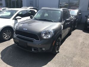 Mini Cooper countryman S JCW