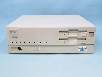 EPSON PC-486SE PC486SE for CNC and Sodick EDM CNC Japanese Engineer Refurbished