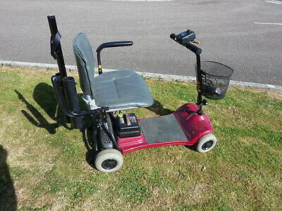 Pro Rider Eydon Red Mobility Scooter