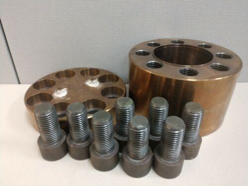 High Pressure Equipment Co. 802598 BC Reactor W.P. 3000 PSI 31655