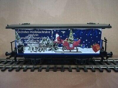 Marklin 48765 Mitarbeiter Weihnachtswagen 2018