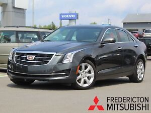 2015 Cadillac ATS 2.0L Turbo AWD | HEATED LEATHER | ONLY 10,0...