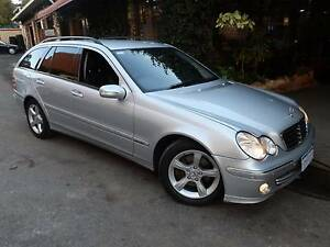 2005 Mercedes-Benz C230 Wagon wrecking Cloverdale Belmont Area Preview