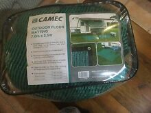 BRAND NEW - CAMEC FLOOR MATTING 7.0x2.5 m GREEN Burleigh Heads Gold Coast South Preview