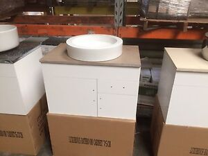 BIG SPECIAL !! bathroom vanities HURRY WHILE STOCKS LAST!! South Granville Parramatta Area Preview