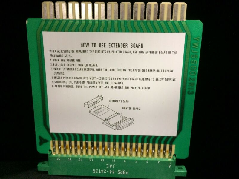 Extender Board For Panasonic WJ-5600B