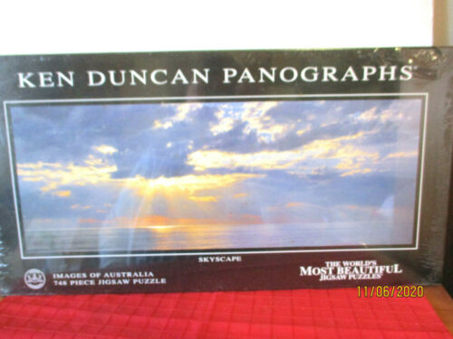 JIGSAW PUZZLE new 748 pieces KEN DUNCAN PANOGRAPHS Skyscape IMAGES OF AUSTRALIA