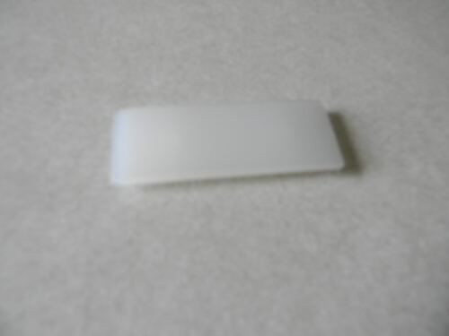 Biesemeyer glide pads, fits the fences listed (2 pieces)