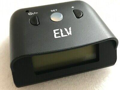 KFZ Funk Reifendruck Temperatur Kontrollsystem ELV RKS 516 Anzeige ohne Sensoren