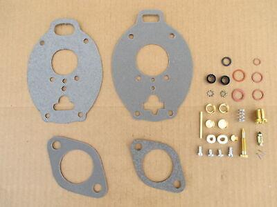 Carburetor Rebuild Kit For Massey Ferguson Mf Harris 33 333 Industrial 1001 302