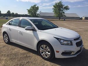 2015 Chevy Cruze lease takeover or buyout