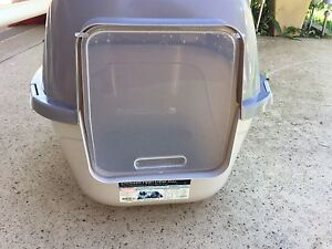 Covered Cat Litter Box East Victoria Park Victoria Park Area Preview