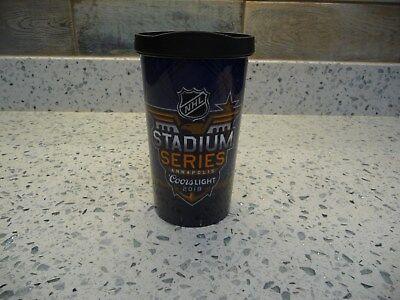 Washington Capitals Maple Leafs Stadium Series Insulated Travel Coffee Cup Mug