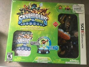 Sky landers swap force for 2D and 3D mode got 7+