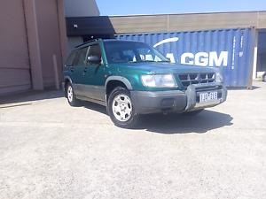 1997 Subaru forester with rwc Dallas Hume Area Preview