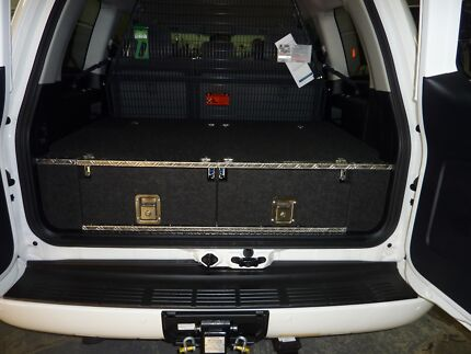 LANDCRUISER 200 SERIES TWIN DRAWERS AND TWIN SLIDE Wingfield Port Adelaide Area Preview
