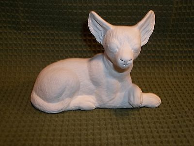 Chihuahua - Ceramic Bisque Ready to Paint