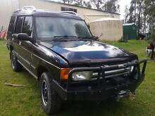 Land Rover 3.9 Traralgon Latrobe Valley Preview