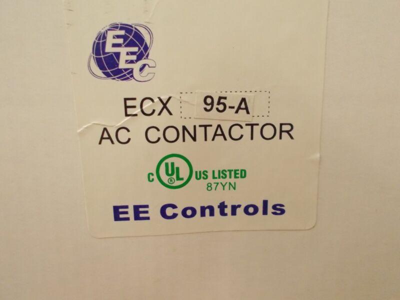 EEC ECX95A  CONTACTOR  120V COIL  AEG